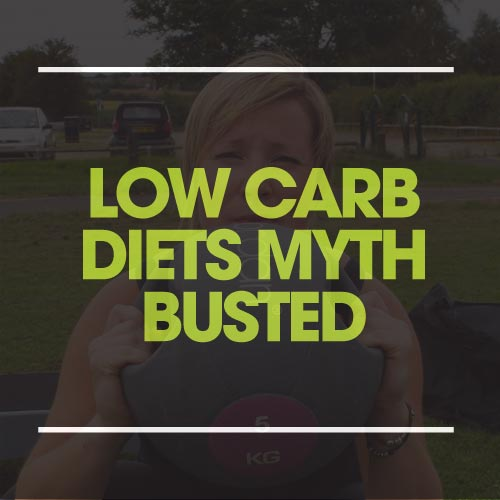 low carb diets myth busted