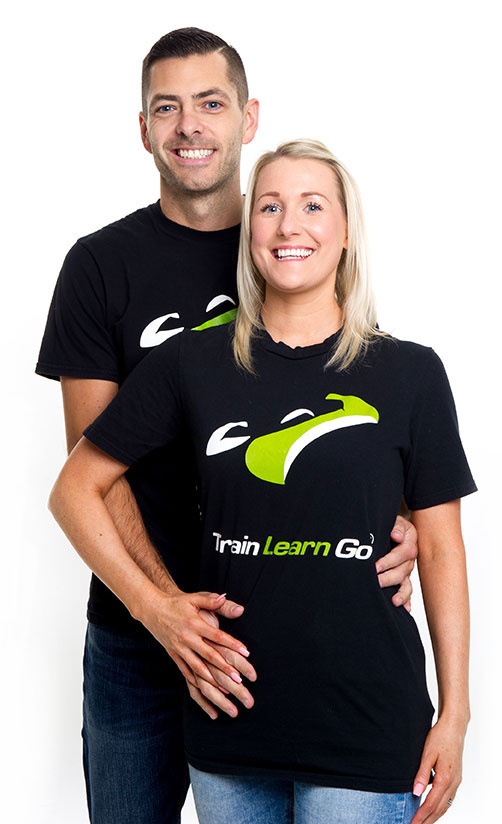 Personal Training in Wolverhampton - Jackie and Paul
